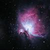 Lorenz Archive Data Orion Nebula / Running Man Nebula 20 x 60 sec
