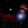 Horsehead Nebula and NGC2023