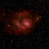 M8 Lagoon Nebula from the Dark Sky Weekend
