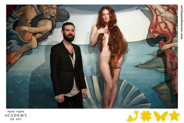 NYAA The Birth of Venus