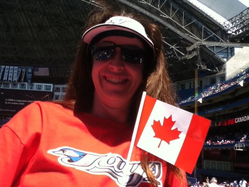 Jays #1 Fan!