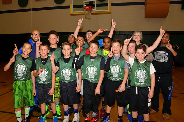 N.Y.B. Basketball Finals Game Two March 5, 2016