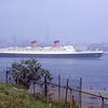 RMS Queen Elizabeth,  1938-1975, 1031'  © Alan Mela