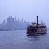 Binghamton (1905-1967)  - last steam ferry serving New York © Alan Mela