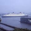 SS France, 1960-2008, 1035', longest ever until 2004  © Alan Mela