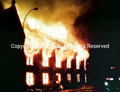 001-Brooklyn Church Fire on 11-10-84