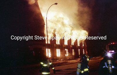005-Brooklyn Church Fire on 11-10-84