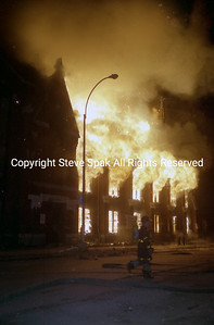 004-Brooklyn Church Fire on 11-10-84