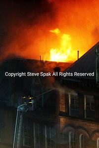Fame School in Flames