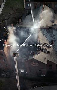 005-04-09-90 Church Fire 3rd Alarm Box 66-33-658-9th Ave & W 28th Street
