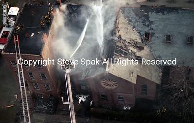 004-04-09-90 Church Fire 3rd Alarm Box 66-33-658-9th Ave & W 28th Street