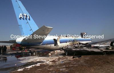 010-Cargo Plane crash and Fire