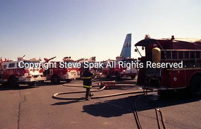 009-Cargo Plane Crash and fire