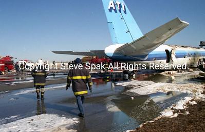 007-cargo plane crash and Fire