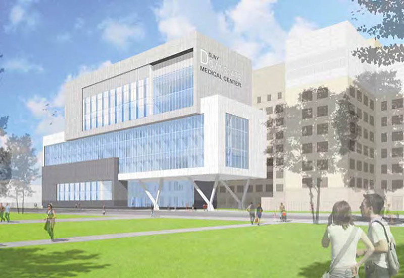 "<font color=""#1FFF00""><font size=4>SUNY DMC New Academic Building</font></font> <font color=""#00ABB5""><font size=2><sub>BROOKLYN, NY</font></font></sub> <font color=""#00ABB5""><font size=2><sub></font></font></sub>  This gallery shall chronologically capture moments-in-time during the construction of the new Public Health Academic Building (PHAB) at SUNY Downstate Medical Center.  The project is slated for 18 months to completion (commencing February 2013)."