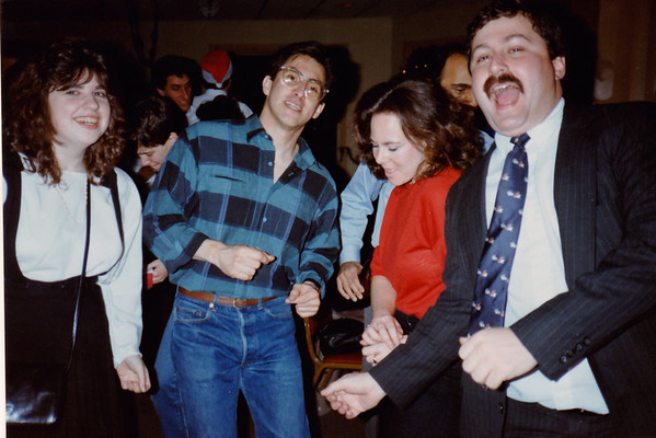 Holiday Party 1988