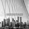 Brooklyn Bridge and Downtown Manhattan 1998
