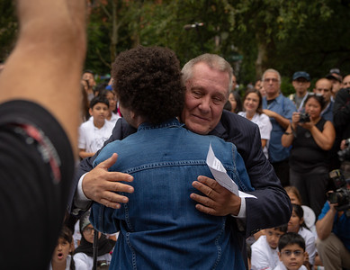 2018, Christopher Underwood, City Hall, Come Together NYC, Daniel Dromm, New York City, September 13