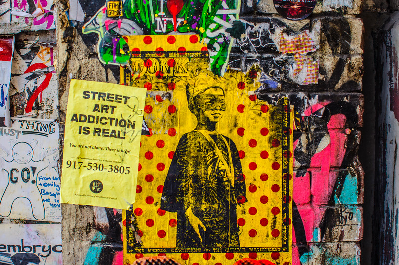 street art addiction is real