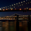 Brooklyn Bridge Under the Lights
