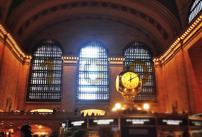 Happy 100th Birthday to Grand Central