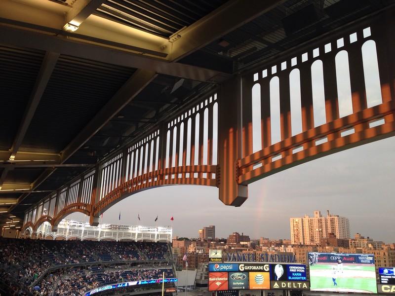 The Facade at Yankee Stadium - Day Game