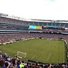 Bird's Eye View - Soccer at Met Life Stadium