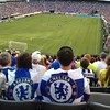Watching Chelsea Play at the Guinness Cup at Met Life Stadium