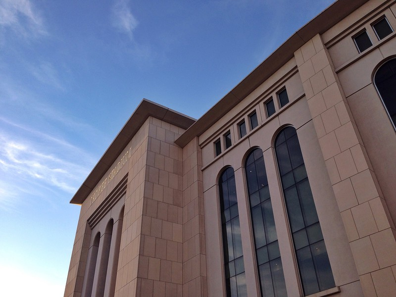 The Cathedral - Yankee Stadium