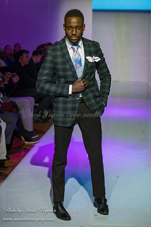 NYC Live @ Fashion Week F/W 2018 Fashion Showcase | Sabastian Cruz Couture