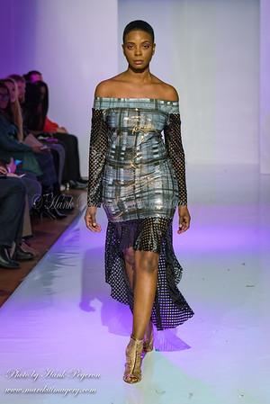 NYC Live @ Fashion Week F/W 2018 Fashion Showcase | Victor Hou