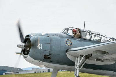 Mid Atlantic WWII air show