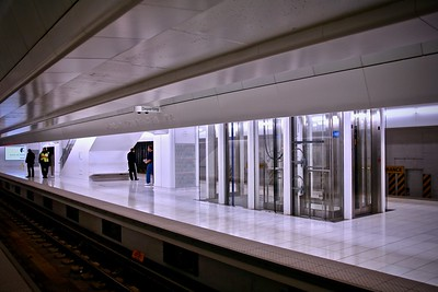 World Trade Center PATH Subway Station