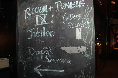 Rough + Tumble IX, 12-23-11