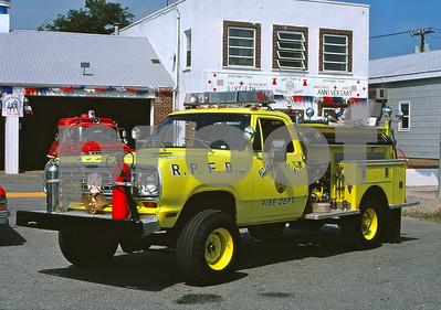 Rockaway Point  Queens, Apparatus