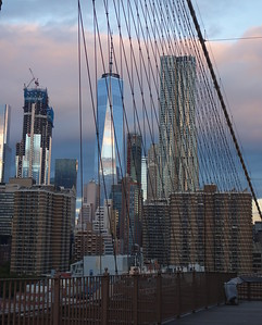 WTC from Brooklyn Bridge