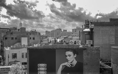 Downtown _bw