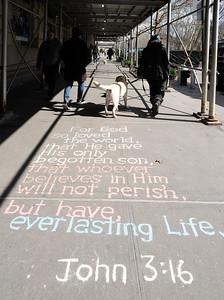 Sidewalk Sermon