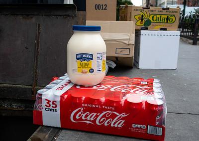 Coke and Mayo