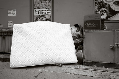 Going to the Mattresses _ bw
