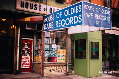 House of Oldies/Rare Records