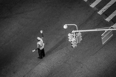 Traffic Cop, 42nd Street