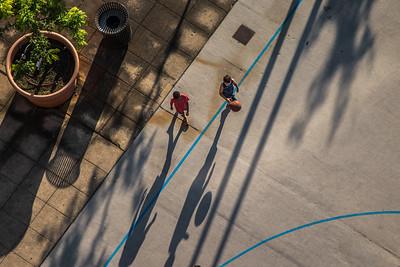 Playground Shadows, Ninth Avenue