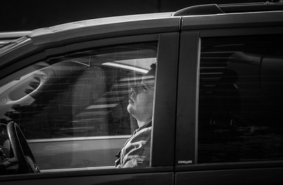 Driver,  Lincoln Tunnel