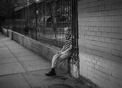 Solitary Man, 43rd Street
