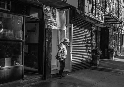 Doorways, Ninth Avenue