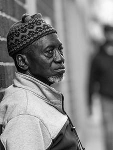 Man on Tenth Avenue