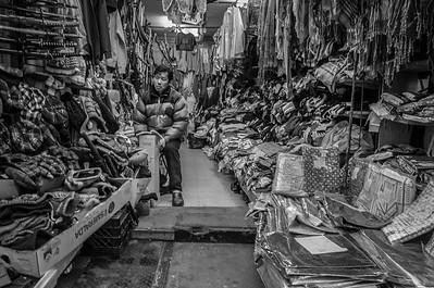 Vendor, Chinatown