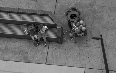 Friends, West 43rd Street
