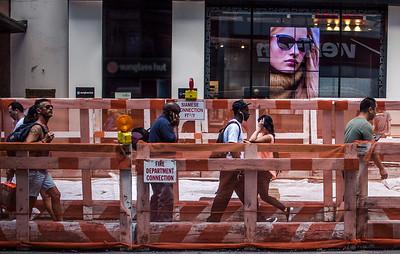 Walkway, 34th Street